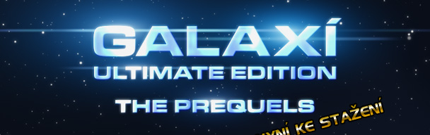 Galaxí Ultimate Edition: The Prequels